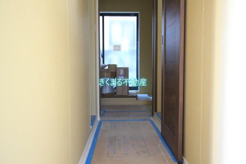 芦屋市翠ヶ丘町新築一戸建て1階廊下