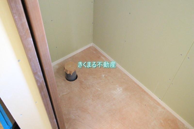 芦屋市翠ヶ丘町新築一戸建てトイレ