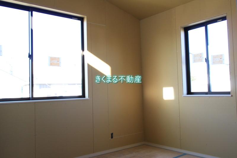 芦屋市翠ヶ丘町新築一戸建て2階洋室6.6帖1