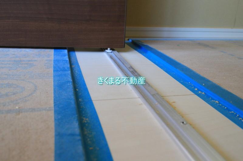 芦屋市翠ヶ丘町新築一戸建て床の色