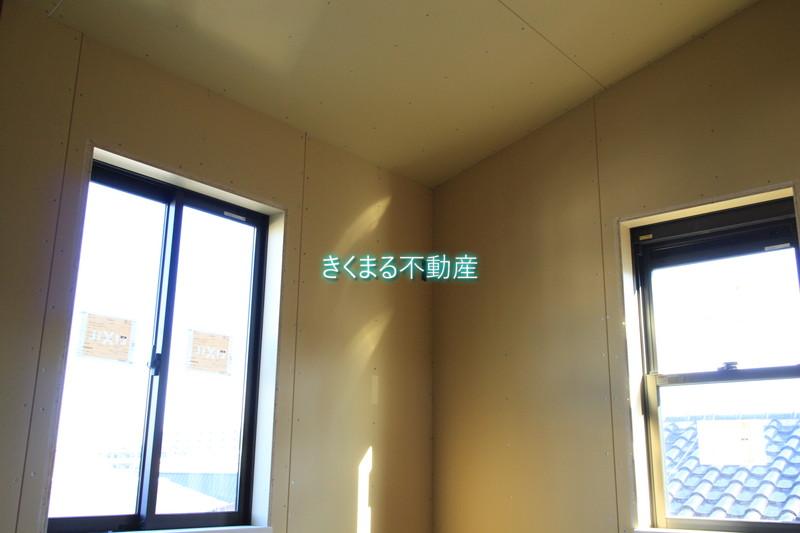 芦屋市翠ヶ丘町3階洋室約7.5帖天井