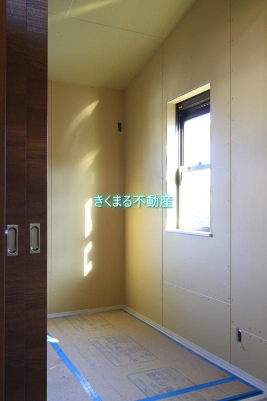 芦屋市翠ヶ丘町新築一戸建て3階洋室約7.5帖南東部